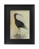 Copy of Original Painted Panel - Glossy Ibis test