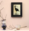Original Painted Panel - Glossy Ibis