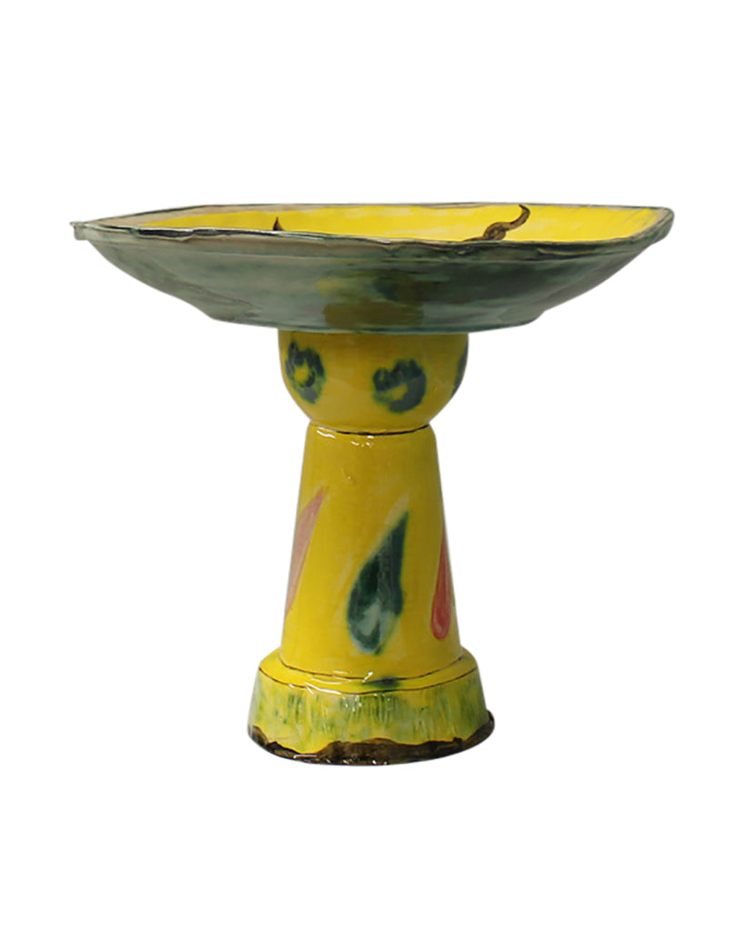 SALE: Goat Cake Stand