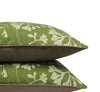 SALE: Seaweed Cushion Cover | Kelp Green