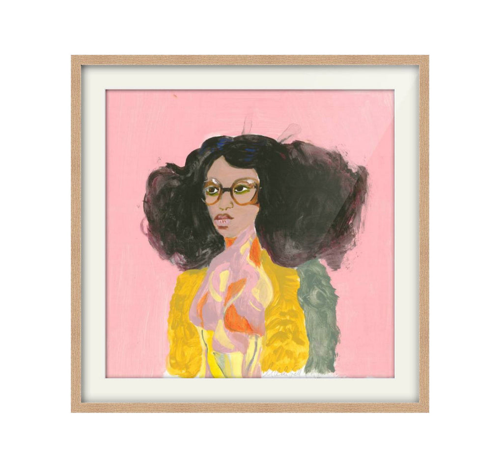 Original Painting - Miss Gucci