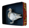 Paper Taxidermy | Garganey Duck