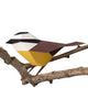 PAPER BIRD KIT - Great Kiskadee
