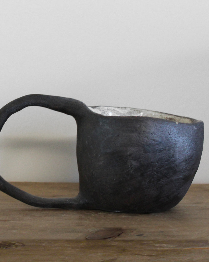 Yu Kobayashi HOOP HANDLE CUP (Black)