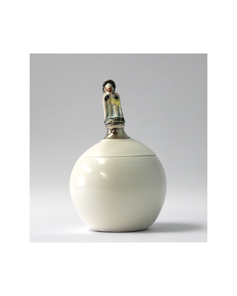 King Fevres - Lidded Pot
