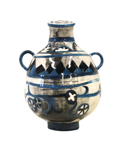 Raleigh's Pots (Lidded Pot)