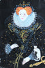 Original Painting - Queen Elizabeth I (Framed)