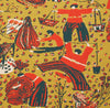 Folk Art Blanket (Large): The Farmers