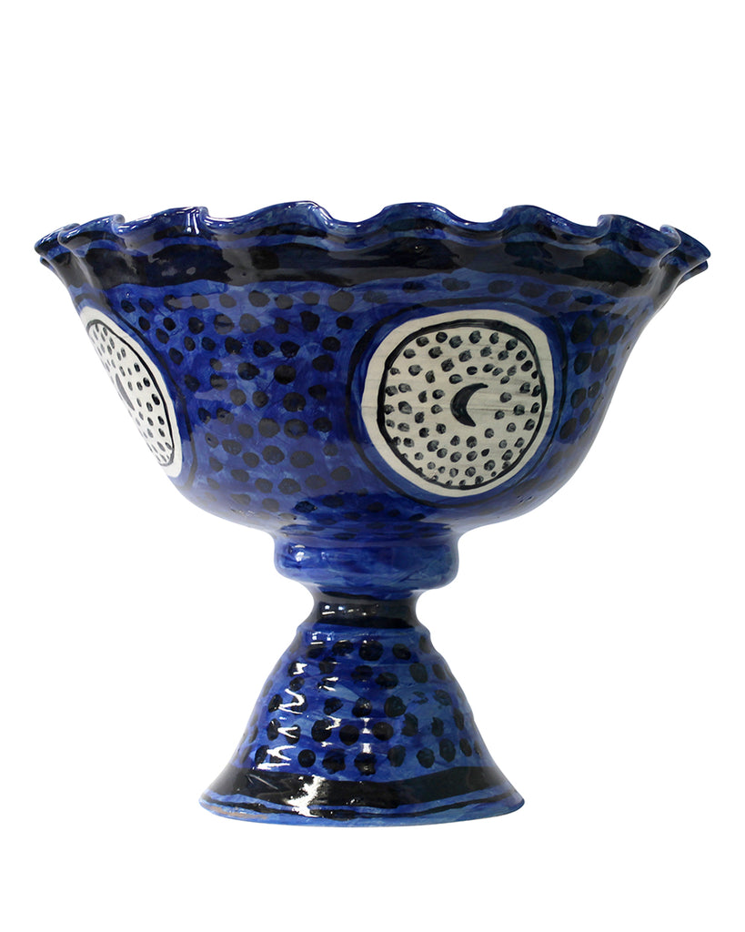 Moon Phase Bowl (pedestal)