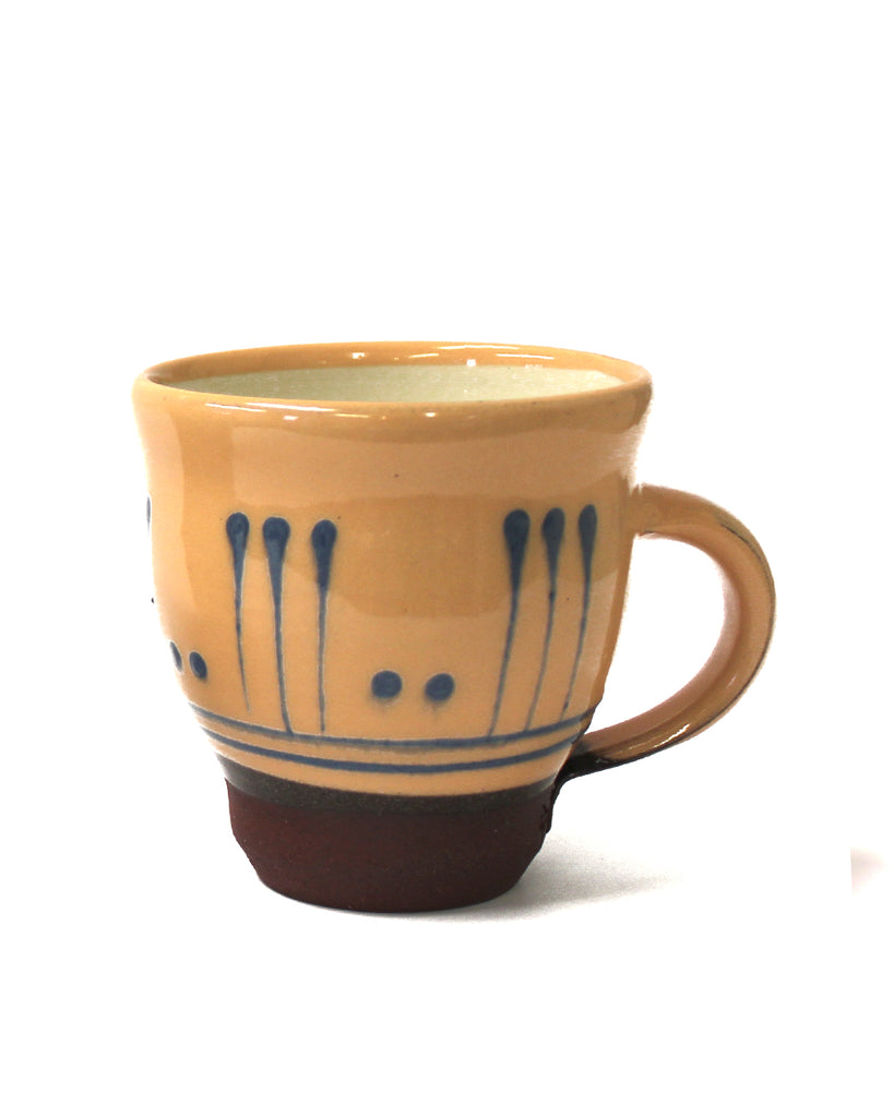 coffee Cup | mustard