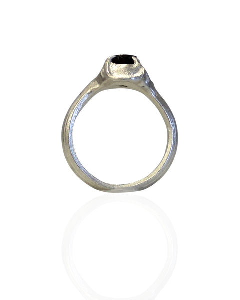 Mudlark Ring No1 (Silver)