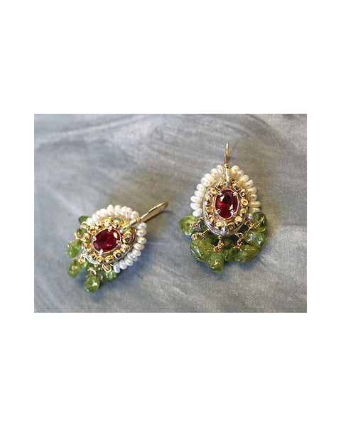 BAROQUE Secret Garden EARRINGS
