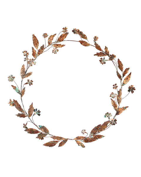 Hedgerow Wreath: No6 Wild Primrose