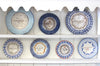 SALE: Large Platter -  High Blue