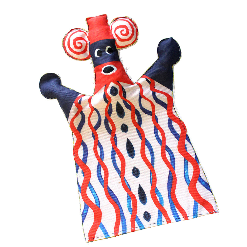 Hand Puppet Kit: RIBBON MAN