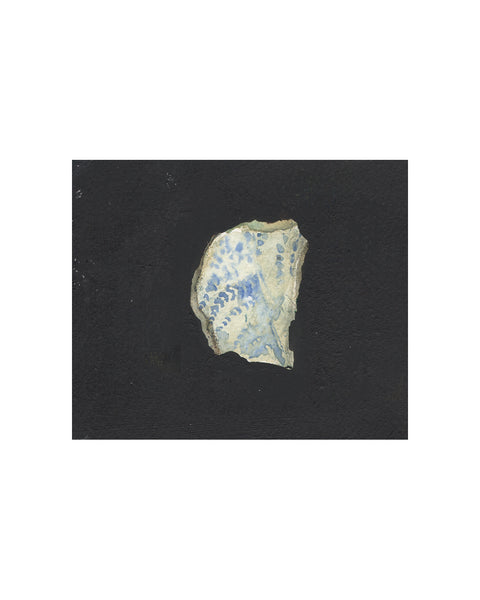 PAINTED FRAGMENT NO6