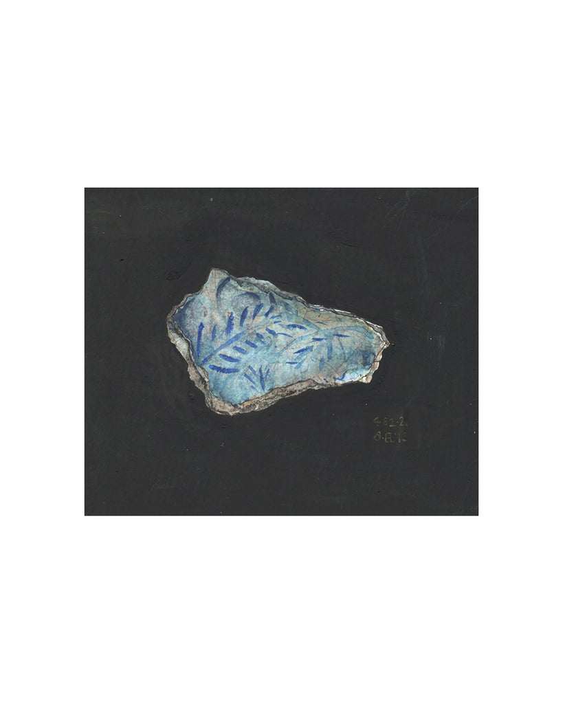 PAINTED FRAGMENT NO8