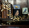 Paper Taxidermy | Goldfinch