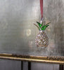 Hand Blown Decoration: Pineapple