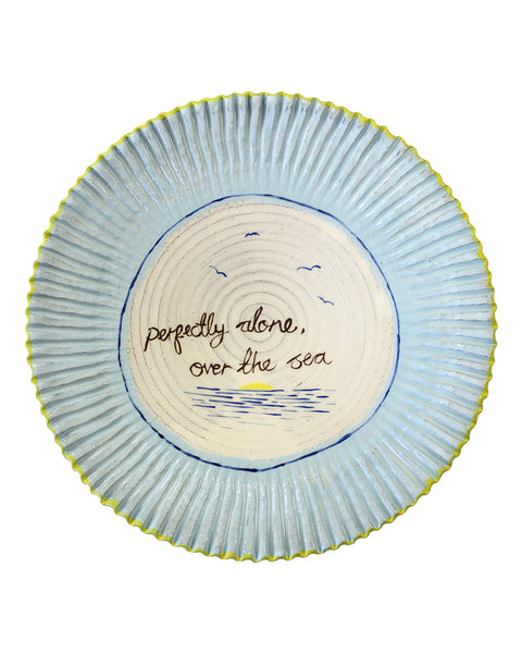 Perfectly Alone (Plate)