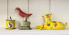 Red Bird (on plinth)