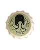 Little Fluted Dish (Sea Monster Green)