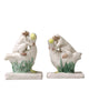 Monkey & Geese Cake toppers (pair)