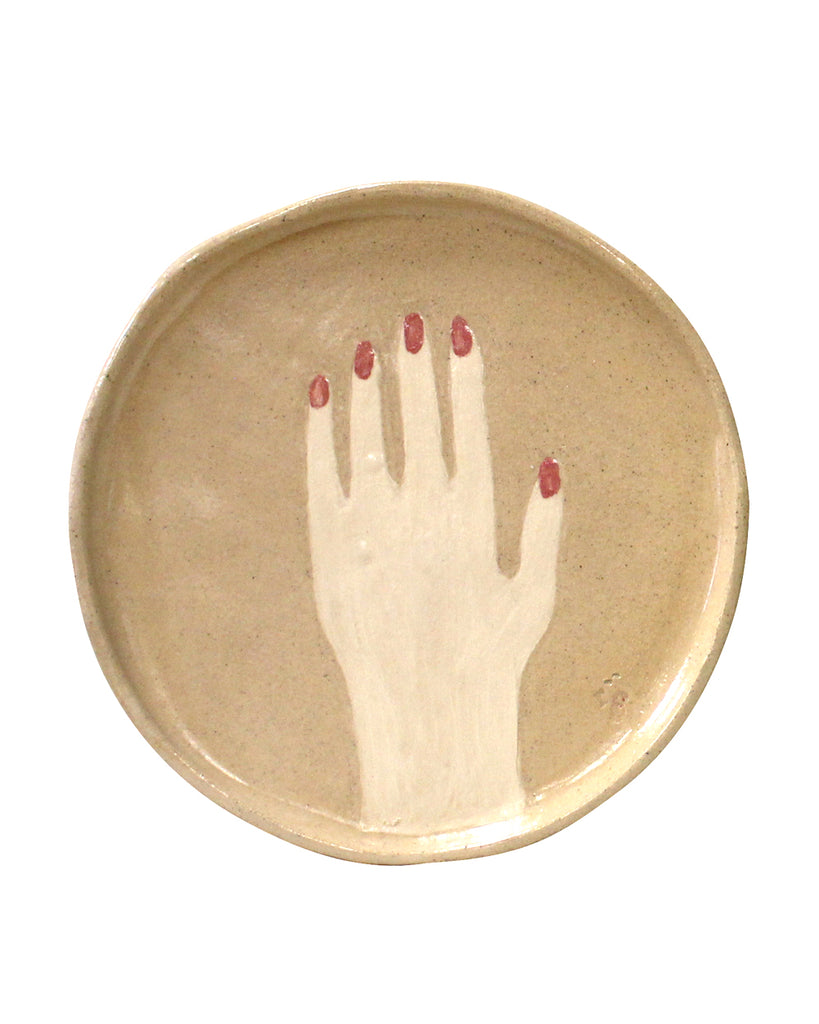 Cake Plate - Little Hand No2