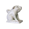 Pretty porcelain Pig - Salt Pinch pot