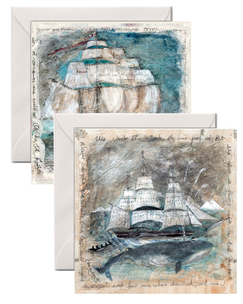 GREETINGS CARDS SEA SHANTIES