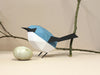 PAPER BIRD KIT - Masked Gnatcatcher