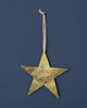 Decoration Star Brass