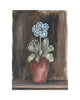 Auricula No.3 - Original Framed Painting