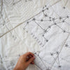 DIY QUILT PATTERN - Paris Map
