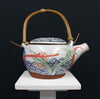 Seaweed & Waves Teapot