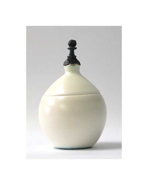 The Pawn - Lidded Pot