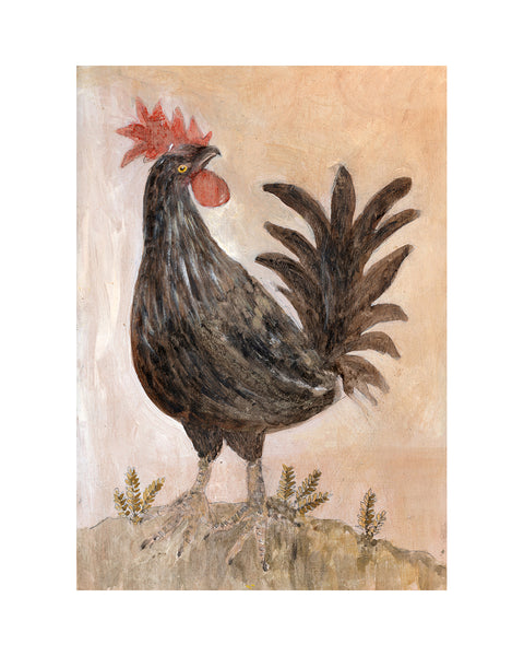Painted Bird | The Rooster