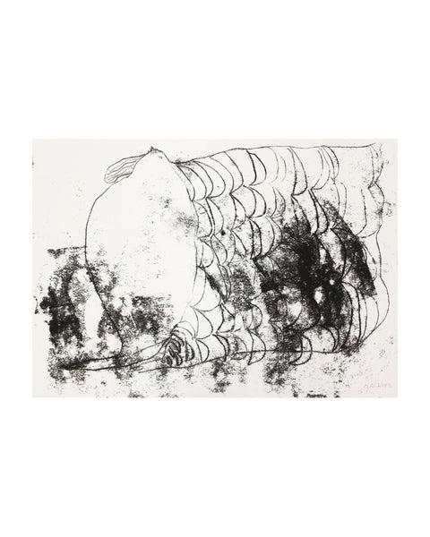 Turkey Monoprint