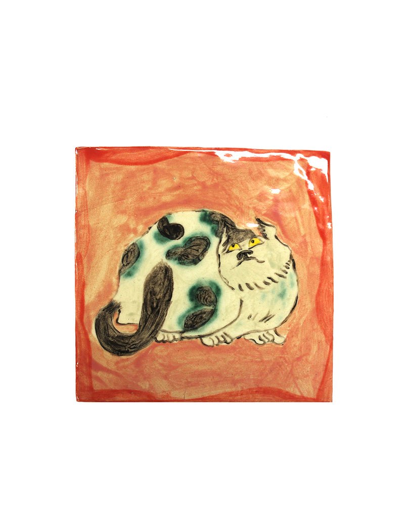 TILE: Spotted Cat