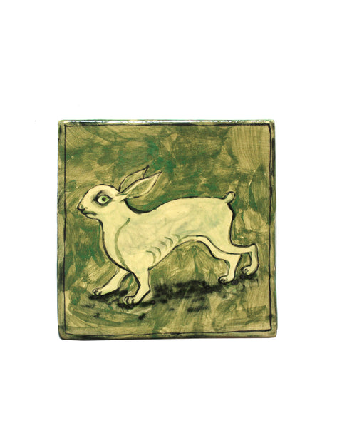 Tile: Nervous Rabbit