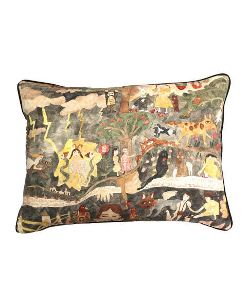 The Sigh Cushion Cover