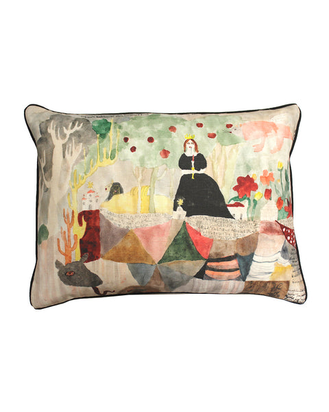 Mary's Memory Cushion Cover