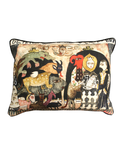 The Heir Cushion Cover