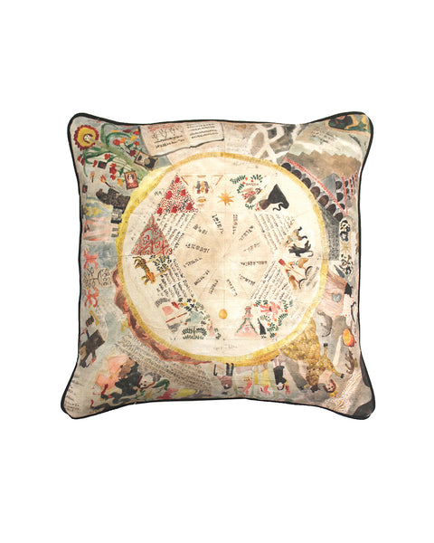 Dynasty Wheel Cushion Cover