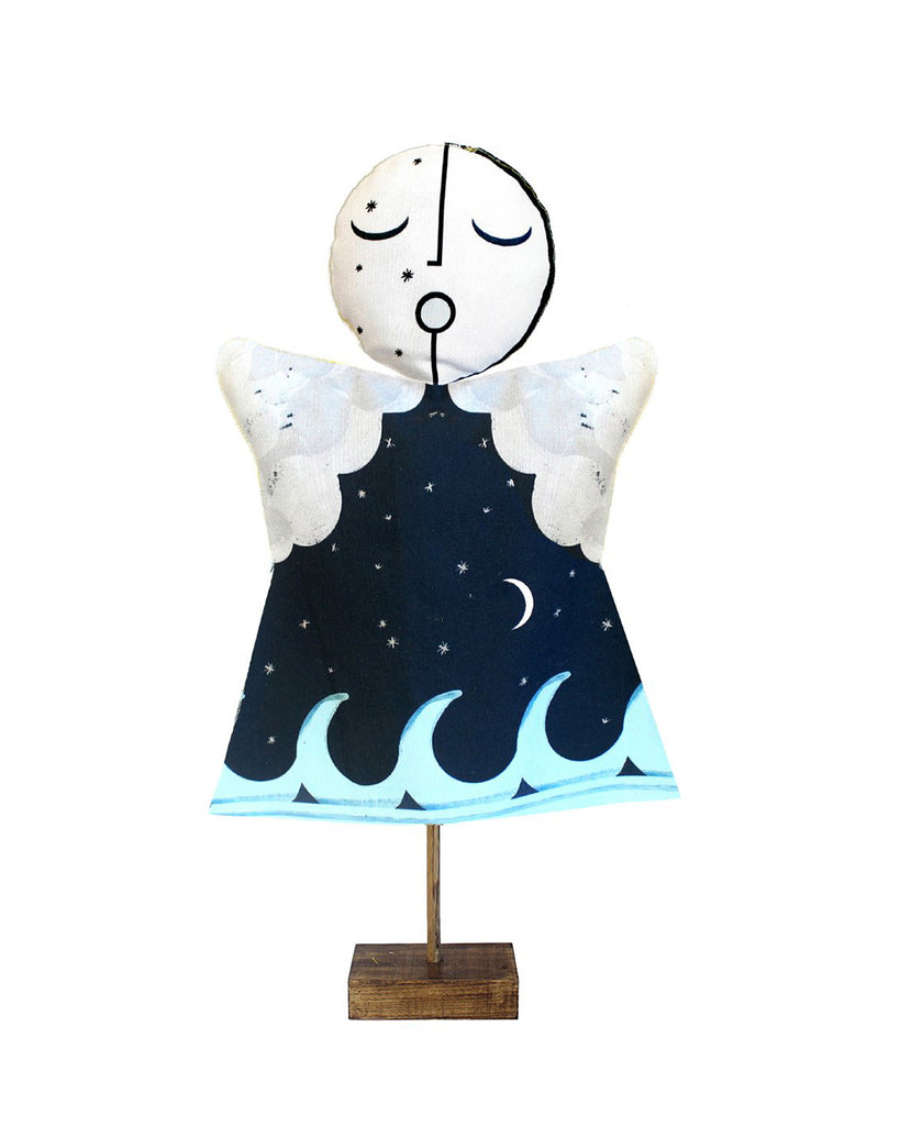 Hand Puppet Kit: Sleepy Moon