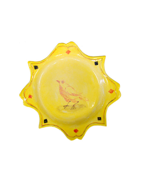 Canary Plate