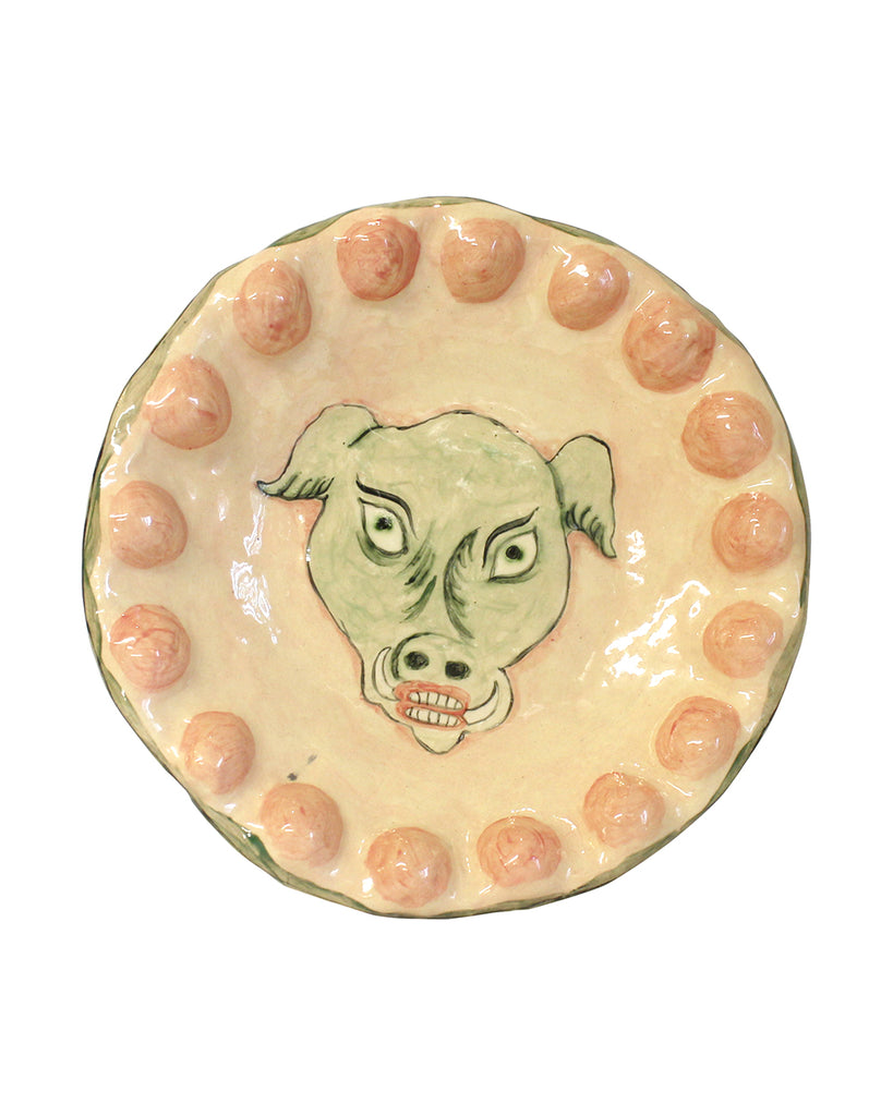 Pig Plate