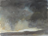 Original Framed Painting - Storm Cloud Study II