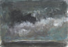 Original Framed Painting - Storm Cloud Study I