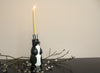 The Bear (Monochrome) Candle Holder
